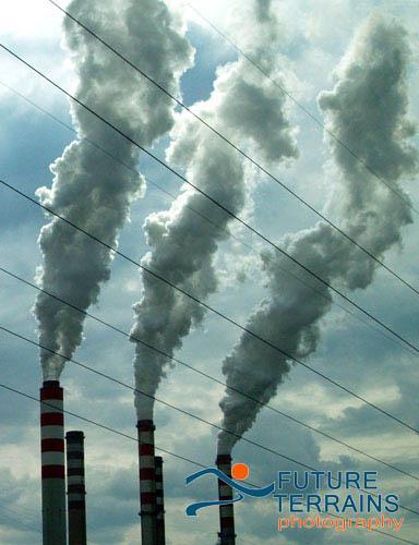 Lignite power plant, Poland