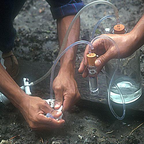 Arsenic Contaminated Land; Thailand