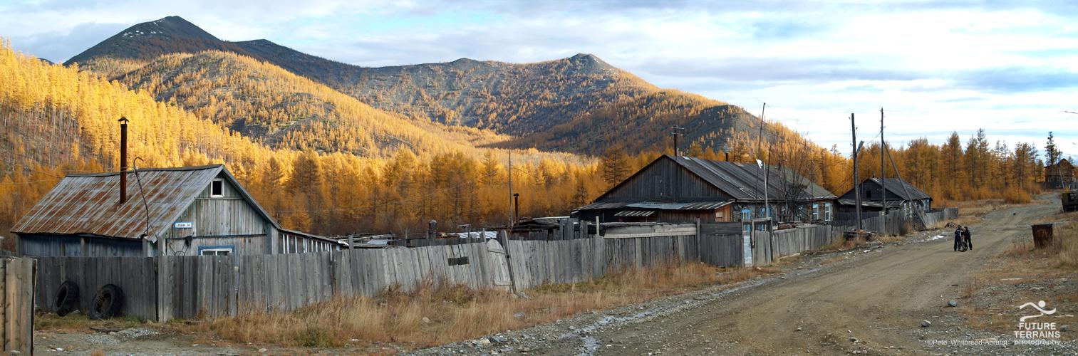 Irokinda gold mining community, eastern Siberia, Russia