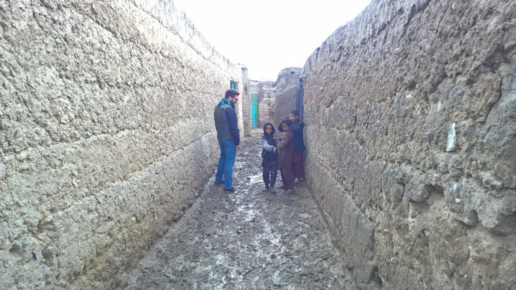 Filth-in-Qambar-Camp