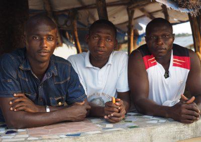 Bel Air bauxite project environmental & social due diligence; Guinea