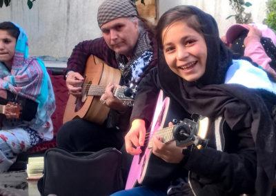 Miraculous Love Kids, Afghanistan