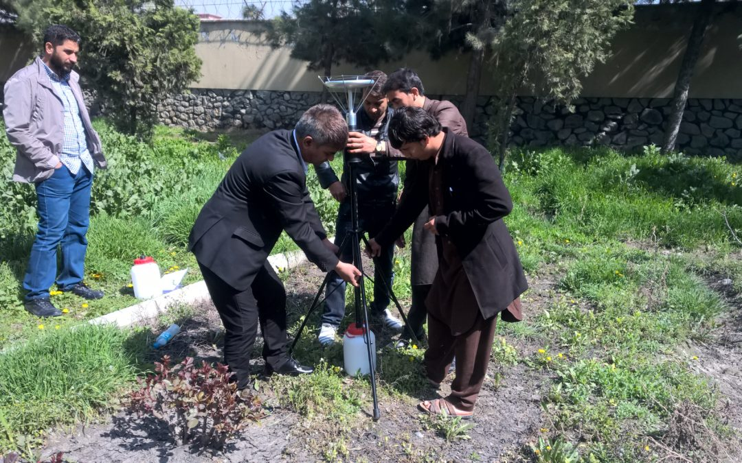 Building mining-environmental capability in Afghanistan