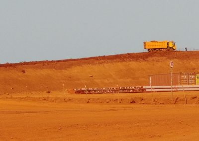 Independent environmental & social consultant for lenders to the Bel Air bauxite project; Guinea